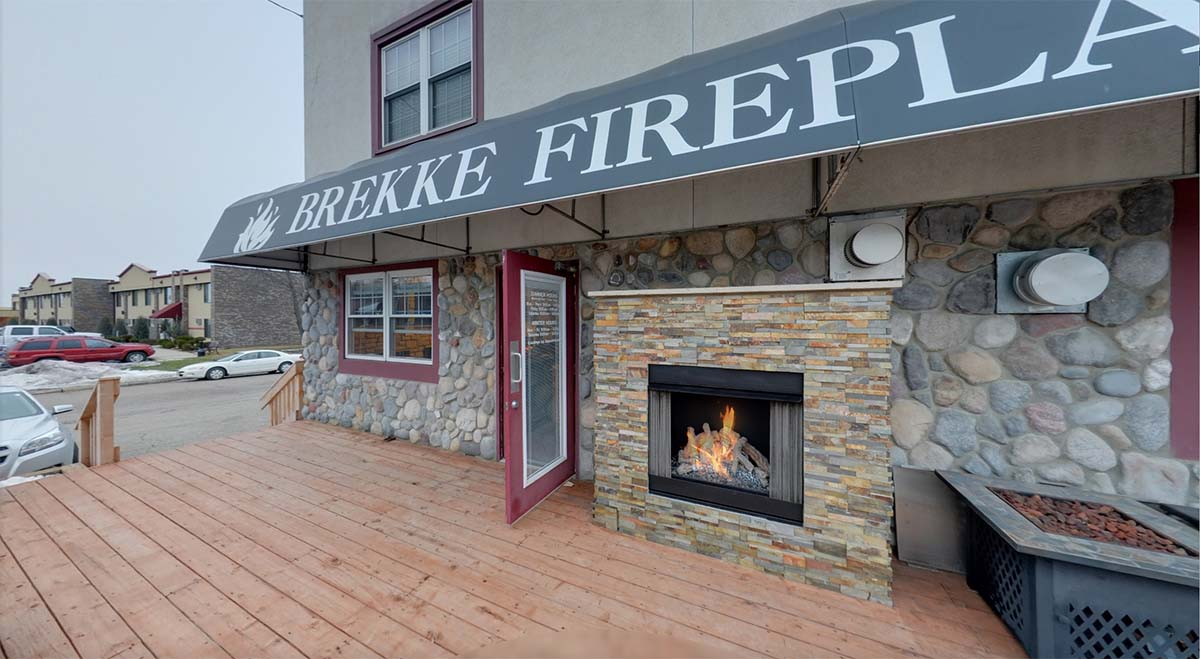 Fireplaces Inserts Amp Wood Stoves Brekke Fireplace