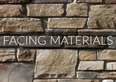 Facing Materials
