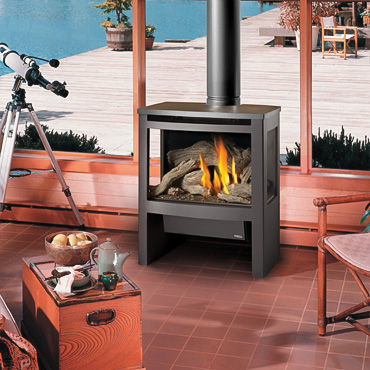 Avalon Cypress Gas Stove