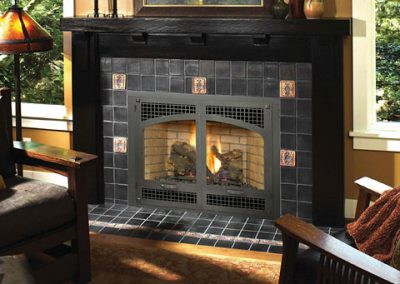 Avalon Seattle Spacesaver Gas Fireplace