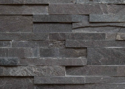 Baltazar Charcoal Panel Stone
