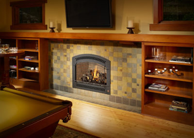 Fireplace Xtrordinair 864 Greensmart Gas Fireplace