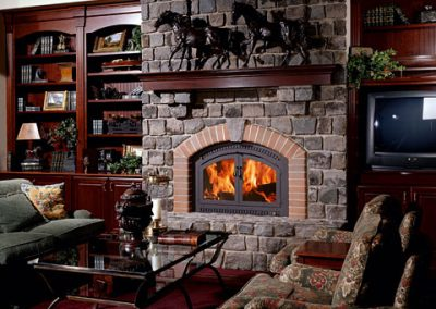Fireplace Xtrordinair Elite Wood Fireplace
