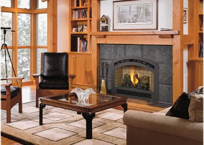 Fireplace Xtrordinair Spacesaver Gas Fireplace