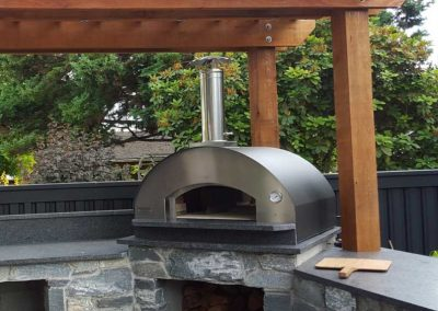 Fontana Margherita Wood Oven