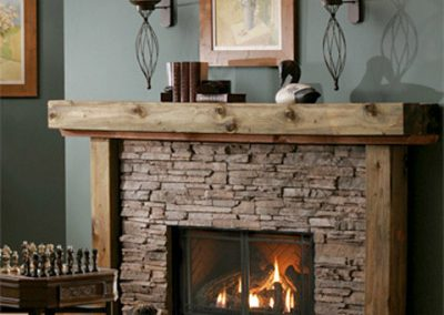 Kingsman Cleanview Gas Fireplace