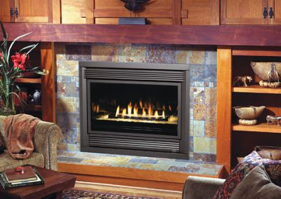 Lopi Bostonian Diamond-Frye Gas Fireplace