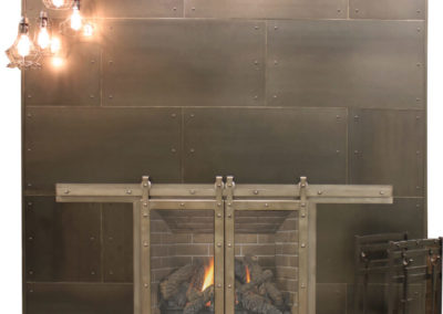 Stoll Steel Wall Panel - 1