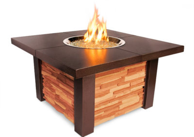 Westlake Fire Table