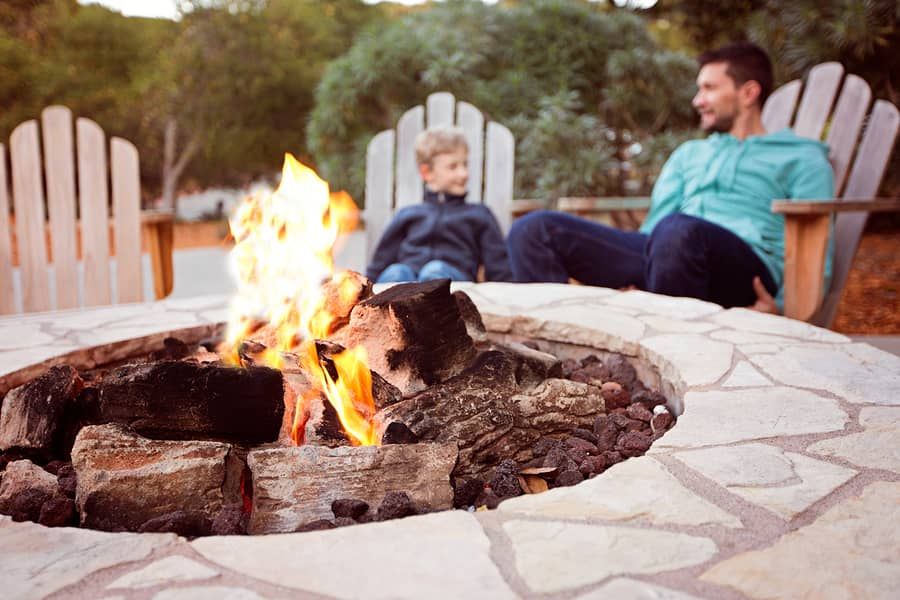 The Benefits of Having an Outdoor Fireplace on Your Patio
