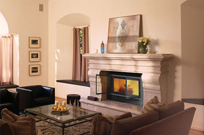 Give Your Fireplace A Facelift this Spring