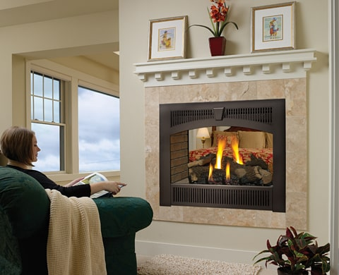 Fireplaces for Unique Spaces